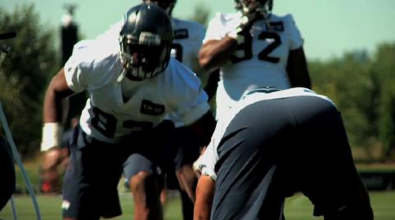 Postcards from Training Camp: Seattle Seahawks