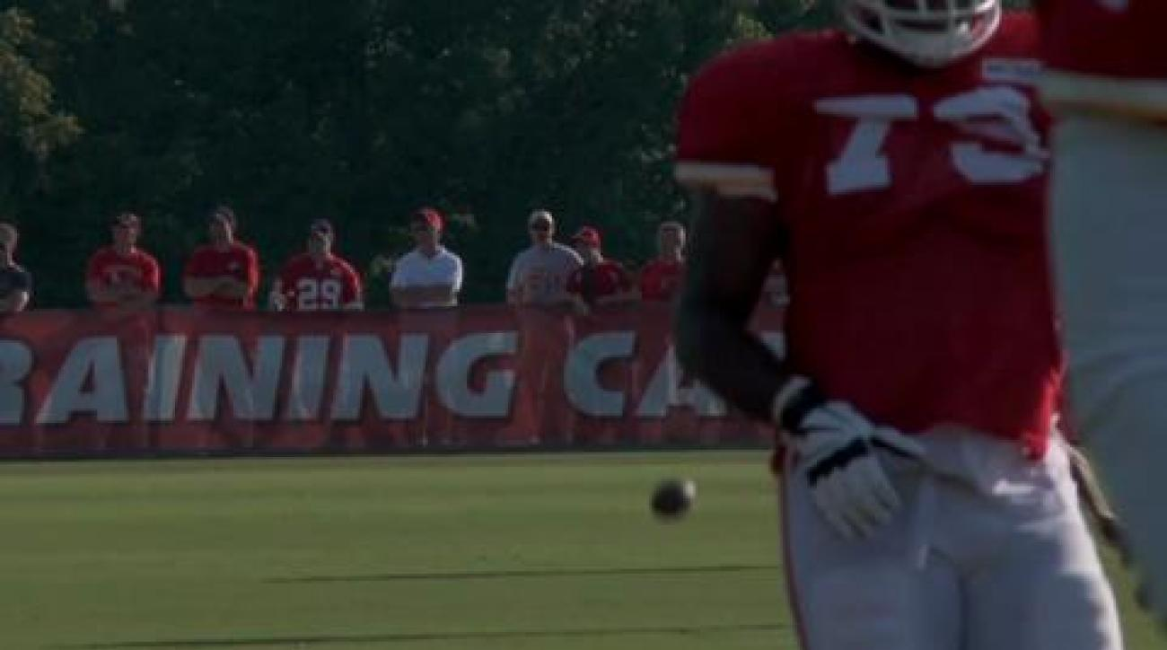 Postcards from training camp: Kansas City Chiefs