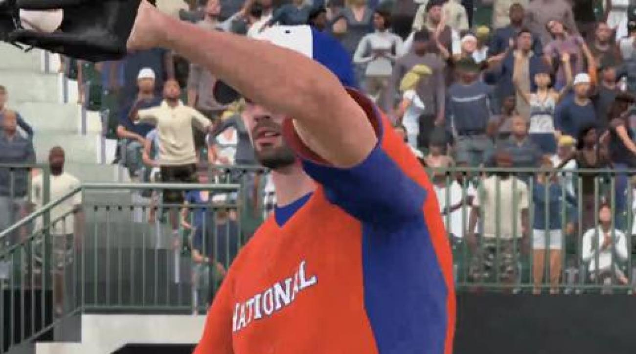 MLB 13 The Show: All-star Game Simulation