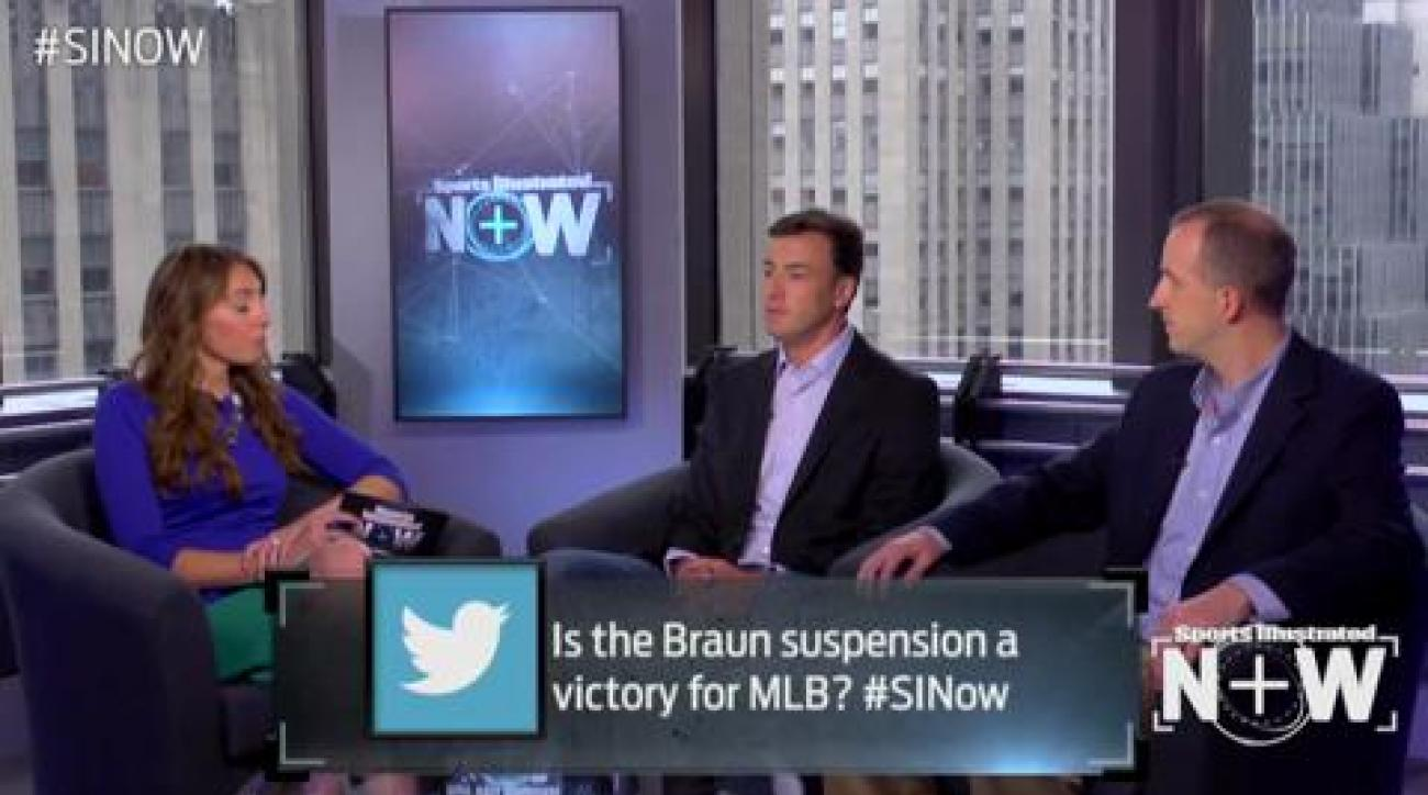 SI Now: Is Braun's suspension a victory for MLB?