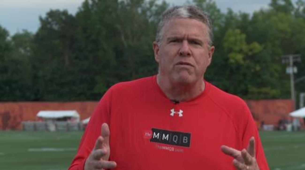 Peter King's favorite Bill Parcells memory