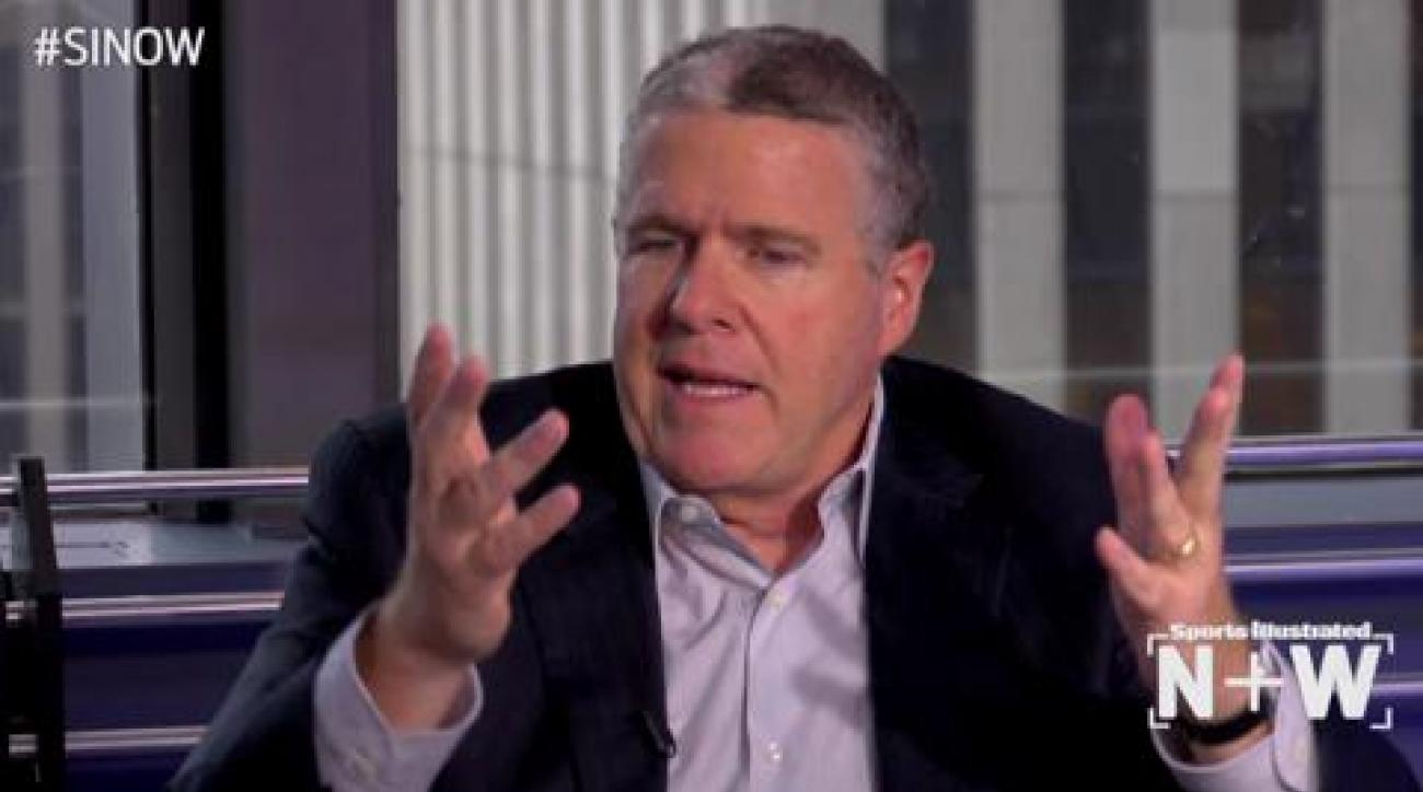 SI Now: Peter King on launch of MMQB website