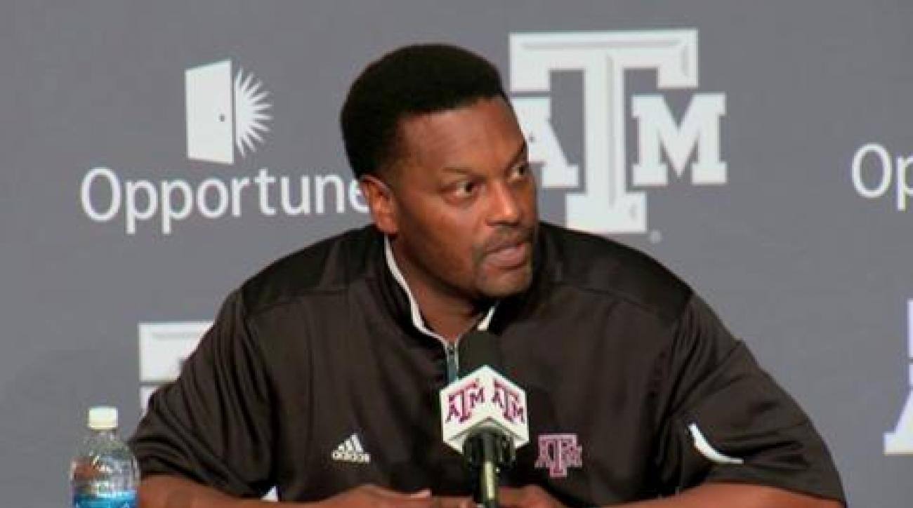 Kevin Sumlin: Aggies waiting on the facts