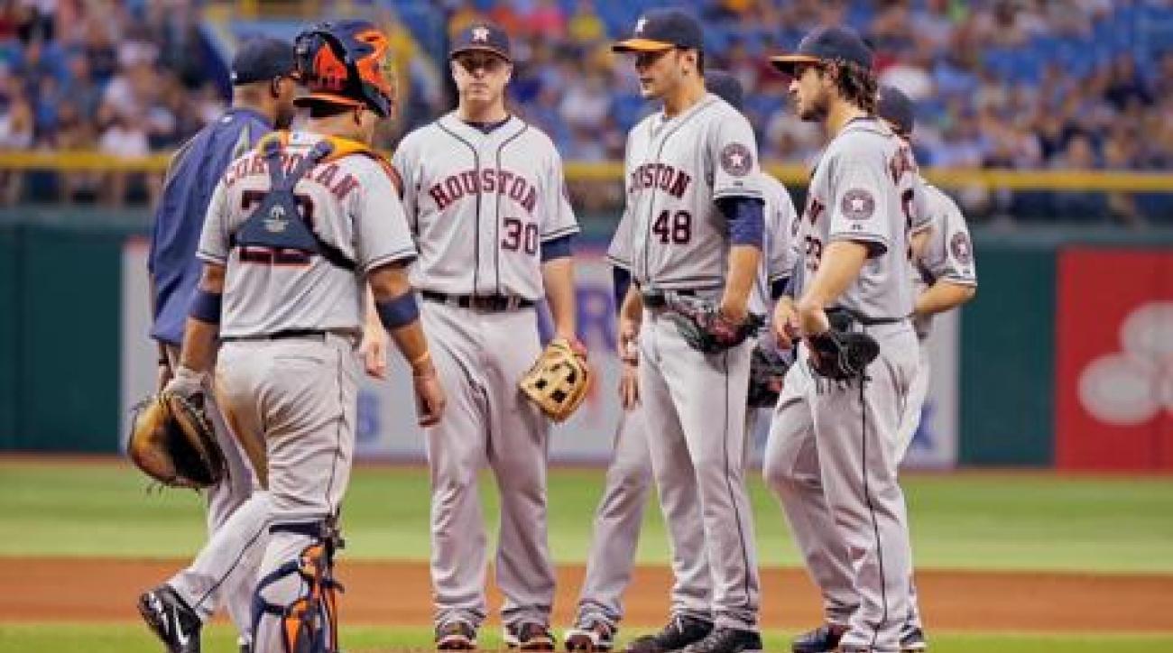Tom Verducci's second half preview: Houston Astros