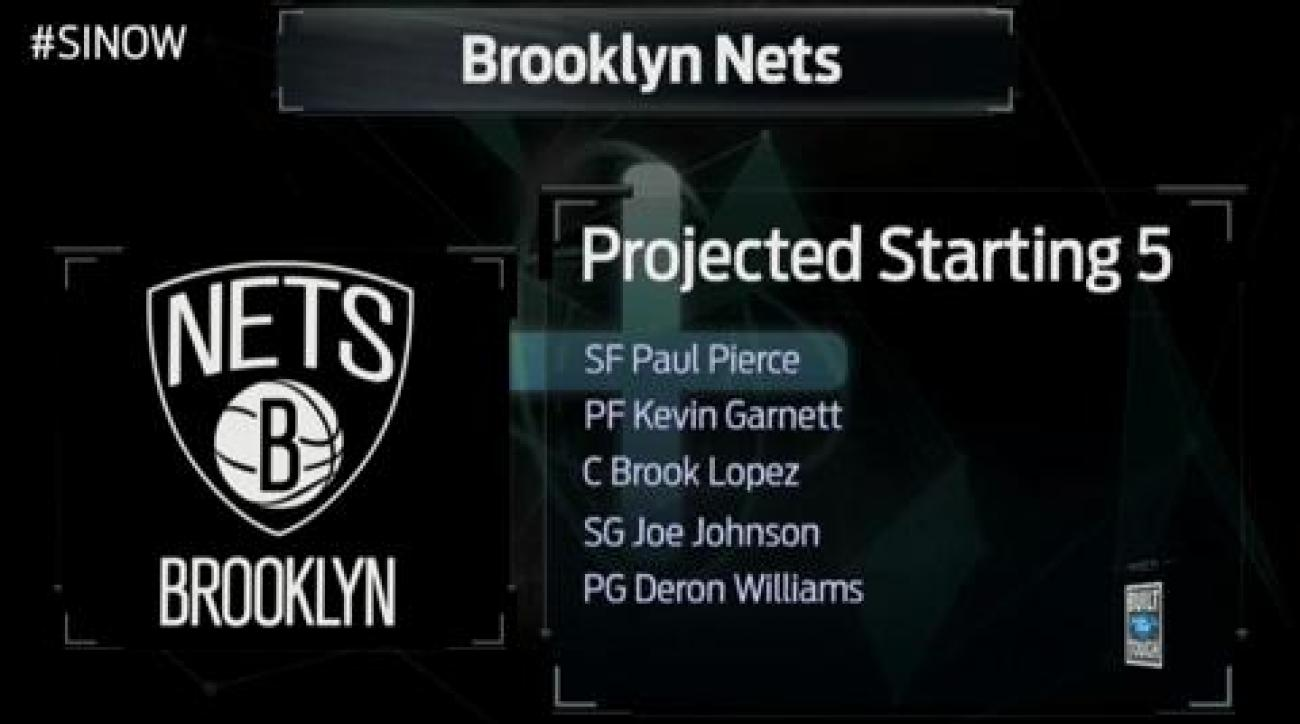 SI Now: Nets' success in Garnett's hands