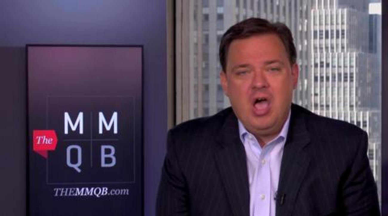 The MMQB: Greg Bedard