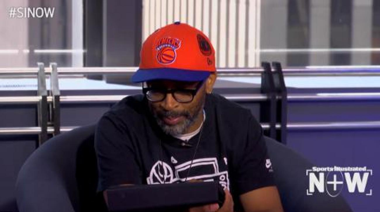 SI Now: Spike Lee photo reflections