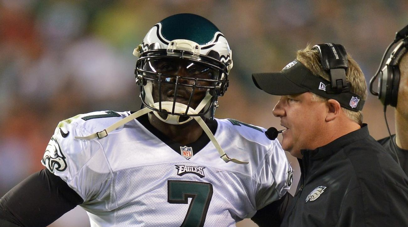 SI Now: Peter King on Eagles naming Vick starting QB