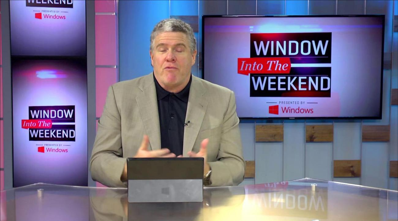 Window into the Weekend: Week 14
