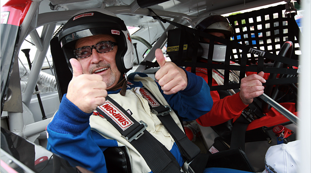 SI Now: How did a British musician get into NASCAR?