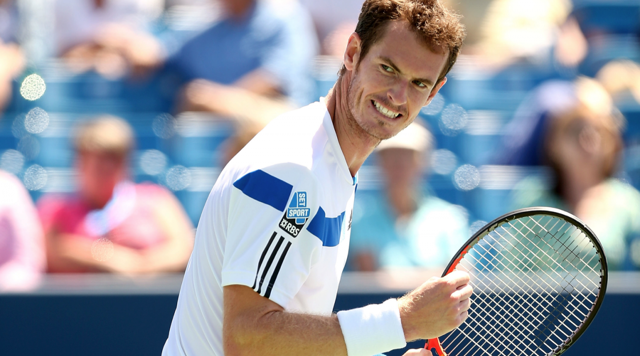 SI Now: One-on-one with Andy Murray