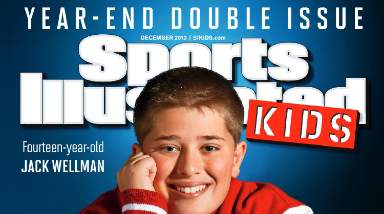 2013 SportsKid of the Year, Jack Wellman