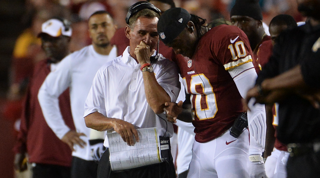 SI Now: Peter King on RGIII-Shanahan relationship