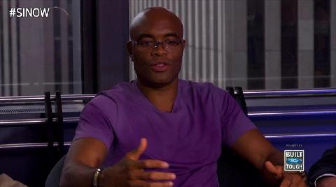 """SI Now: Anderson Silva says """"Losing is normal"""""""