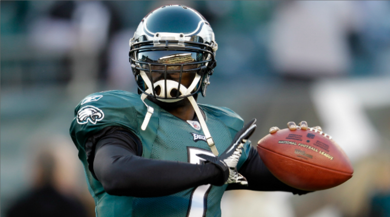 Peter King one-on-one with Michael Vick