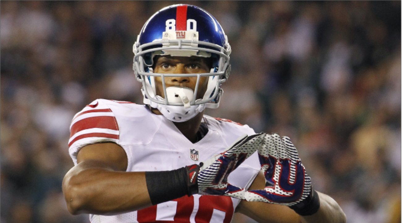 Pro Football Now: Victor Cruz feeling good on and off the field