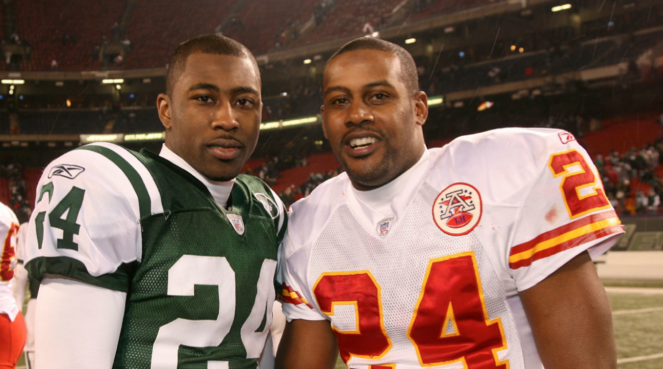 SI Now: Ty Law on his longtime friendship with Darrelle Revis