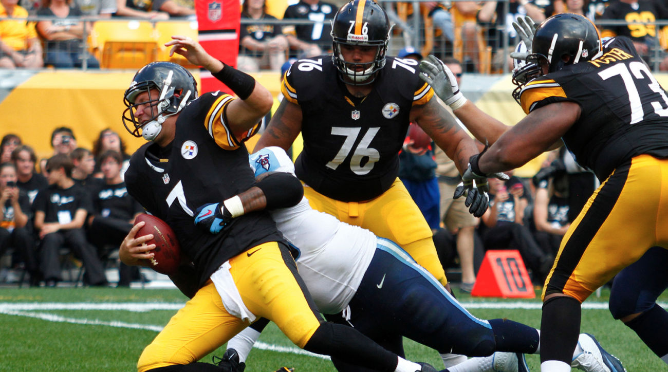 SI Now: Steelers' offense disappoints in Week 1
