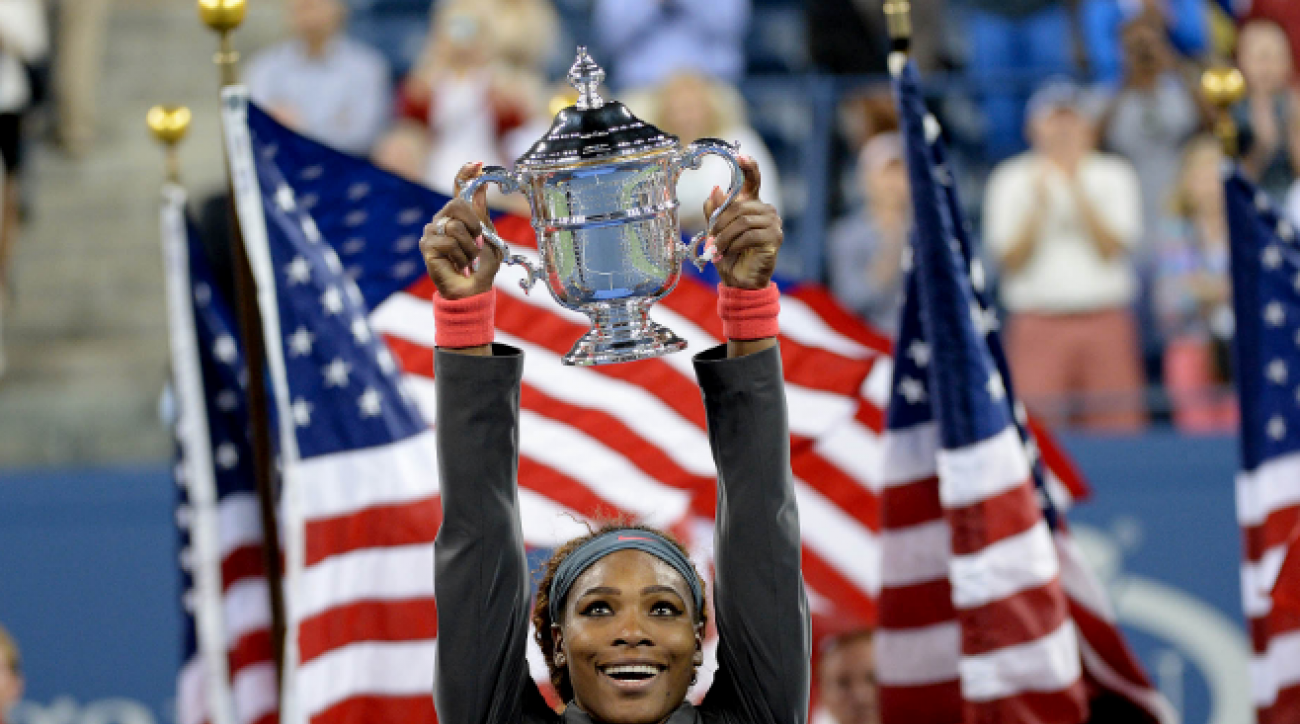 SI Now: Is Serena still getting better, or is her competition inadequate?