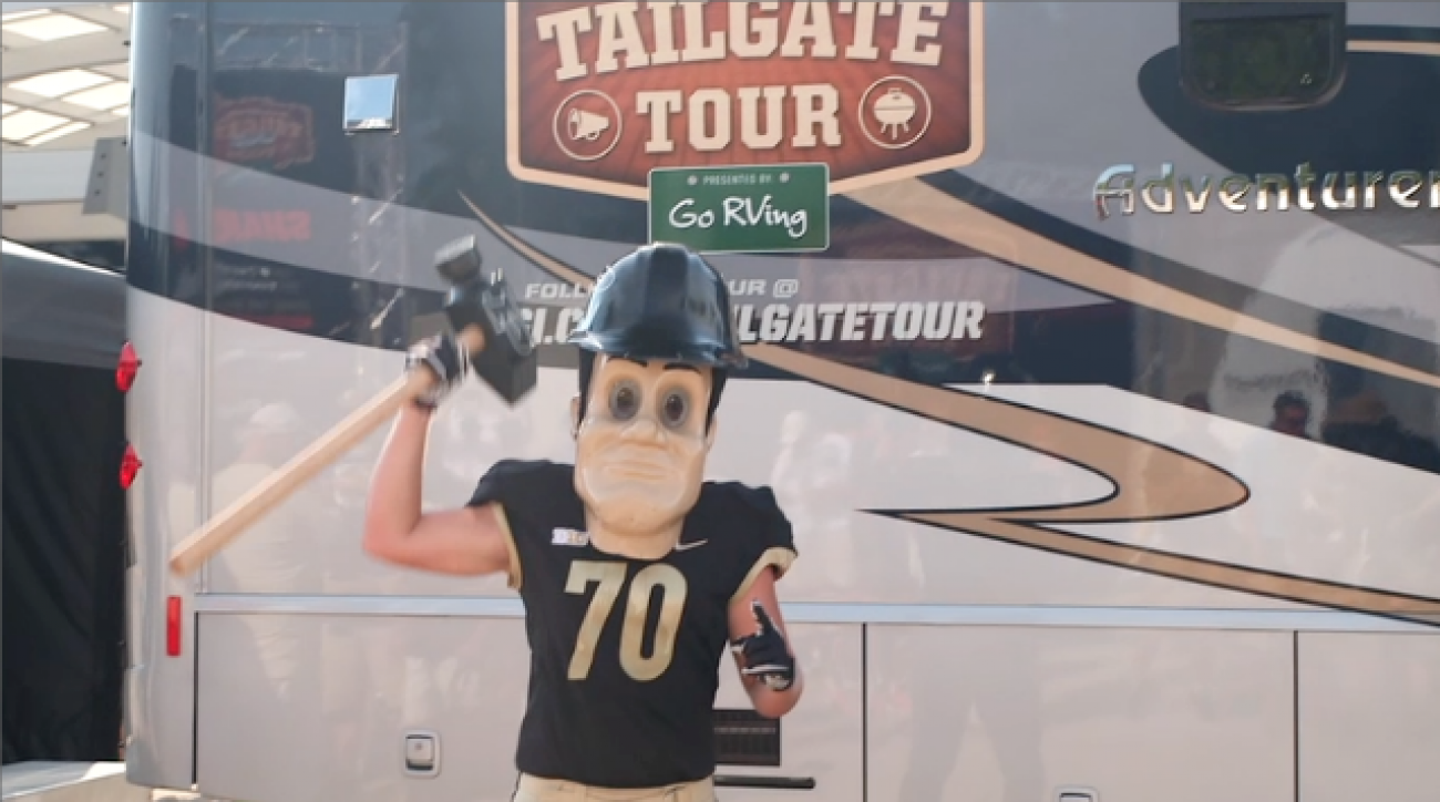 Tailgate Tour: Purdue vs. Indiana State
