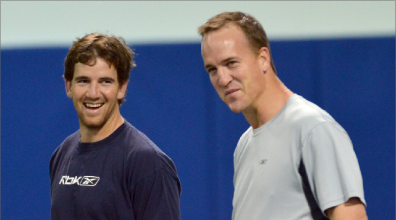 Pro Football Now: Manning brothers showdown