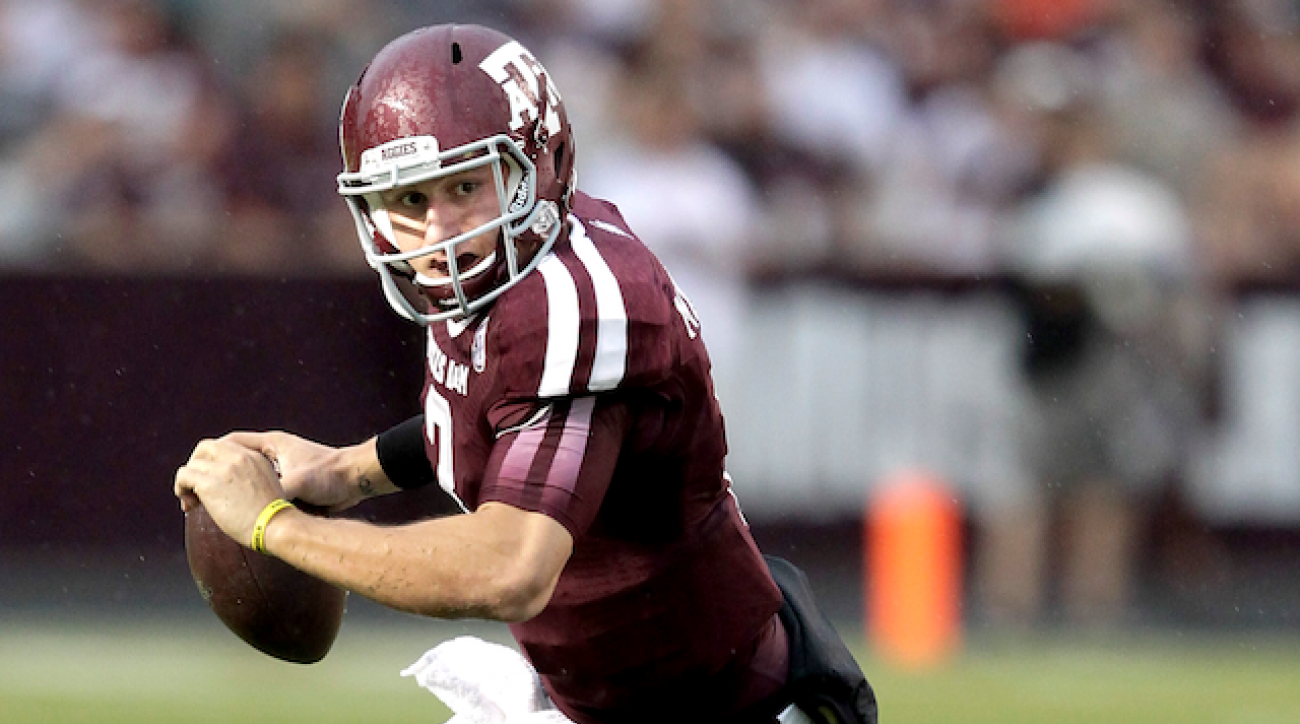 Johnny Manziel will try to confuse Alabama with chaos