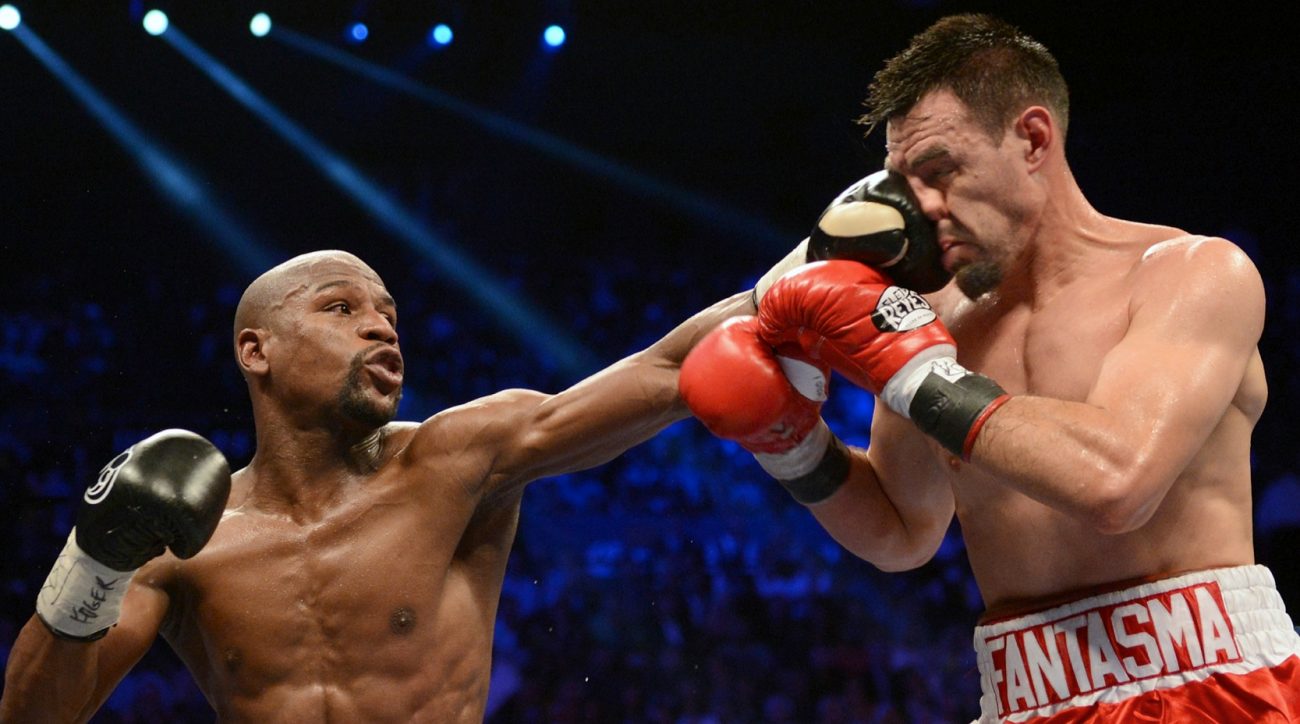 SI Now: Why fans always tune in to see Mayweather fight