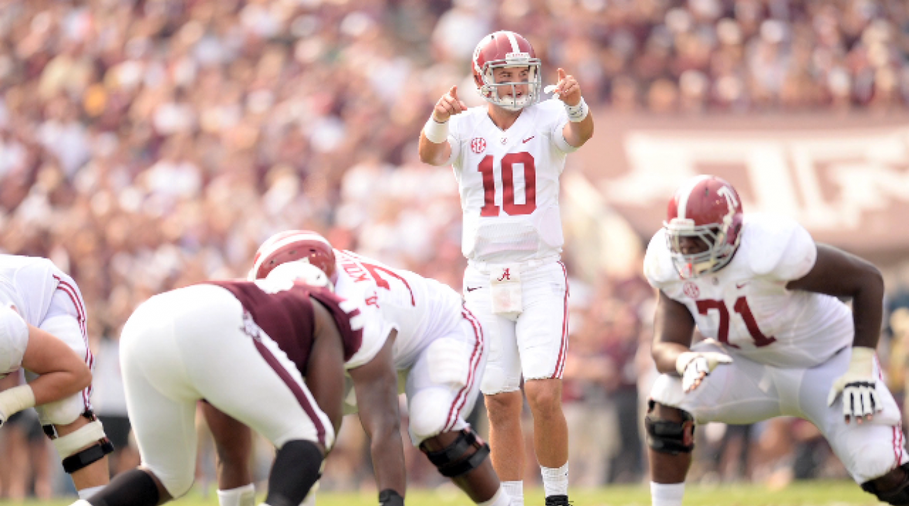 Crimson Tide ready to roll after answering offensive line questions