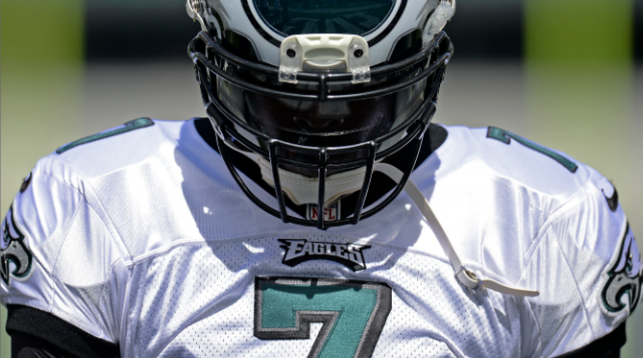 Eagles' O sputters in Week 2
