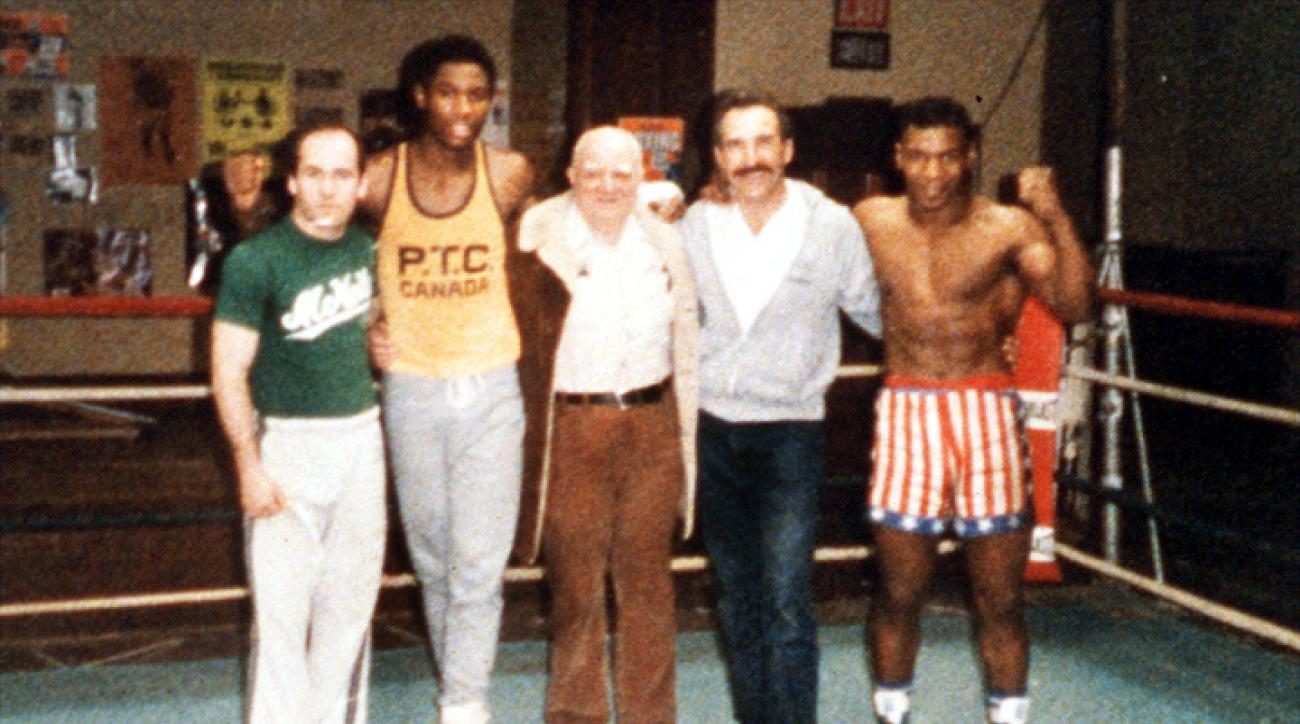 SI Now: Mike Tyson reflects on early career photos