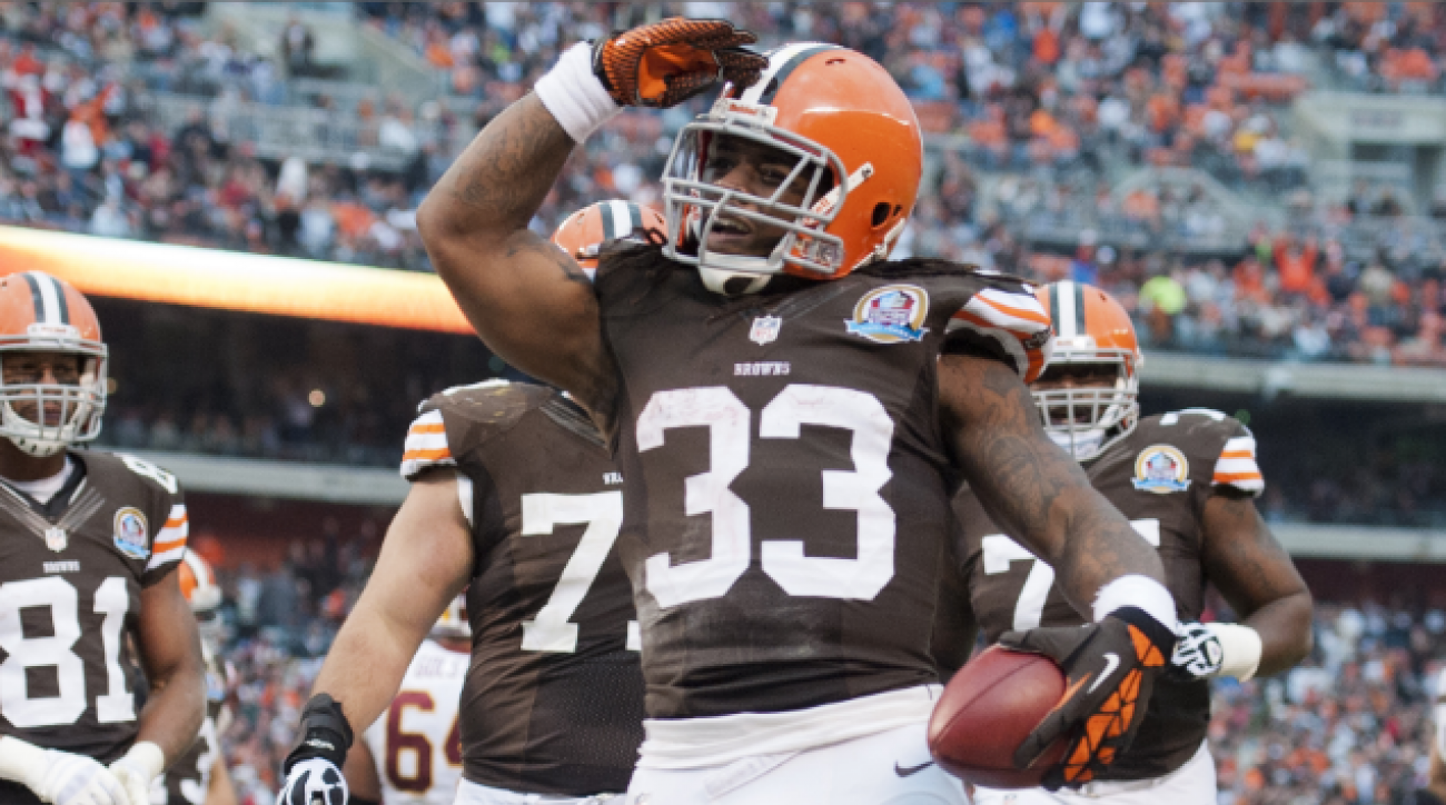Pro Football Now: Are the Browns giving up on the 2013 season?