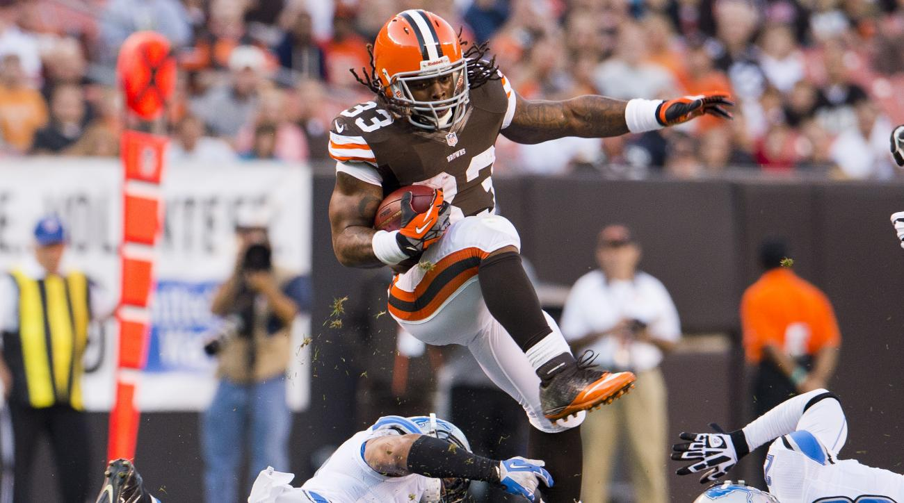 SI Now: Peter King on Trent Richardson trade