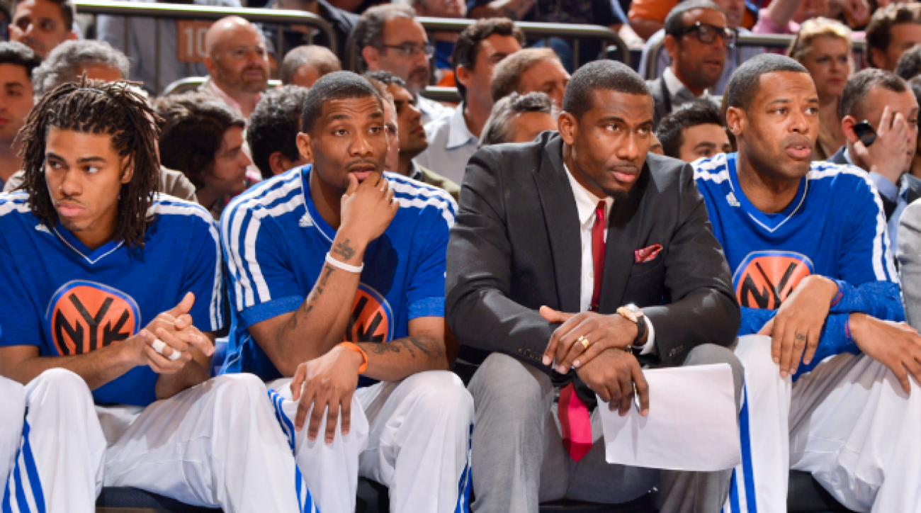 SI Now: Amar'e Stoudemire on playing through pain for love of the game