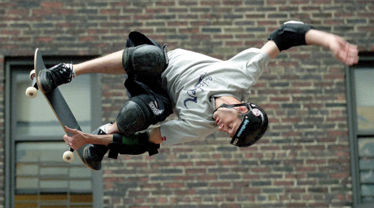 SI Now: Tony Hawk on his role in skateboarding's ascent
