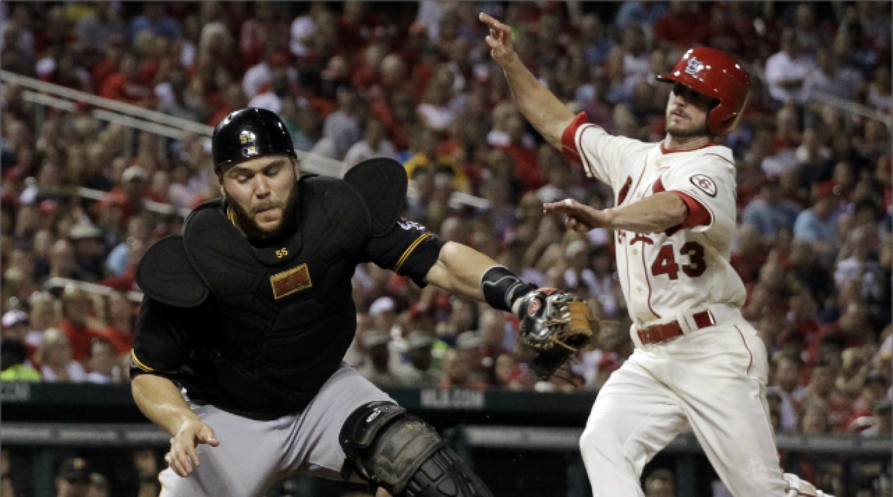 Pirates and Cardinals face off in NLDS