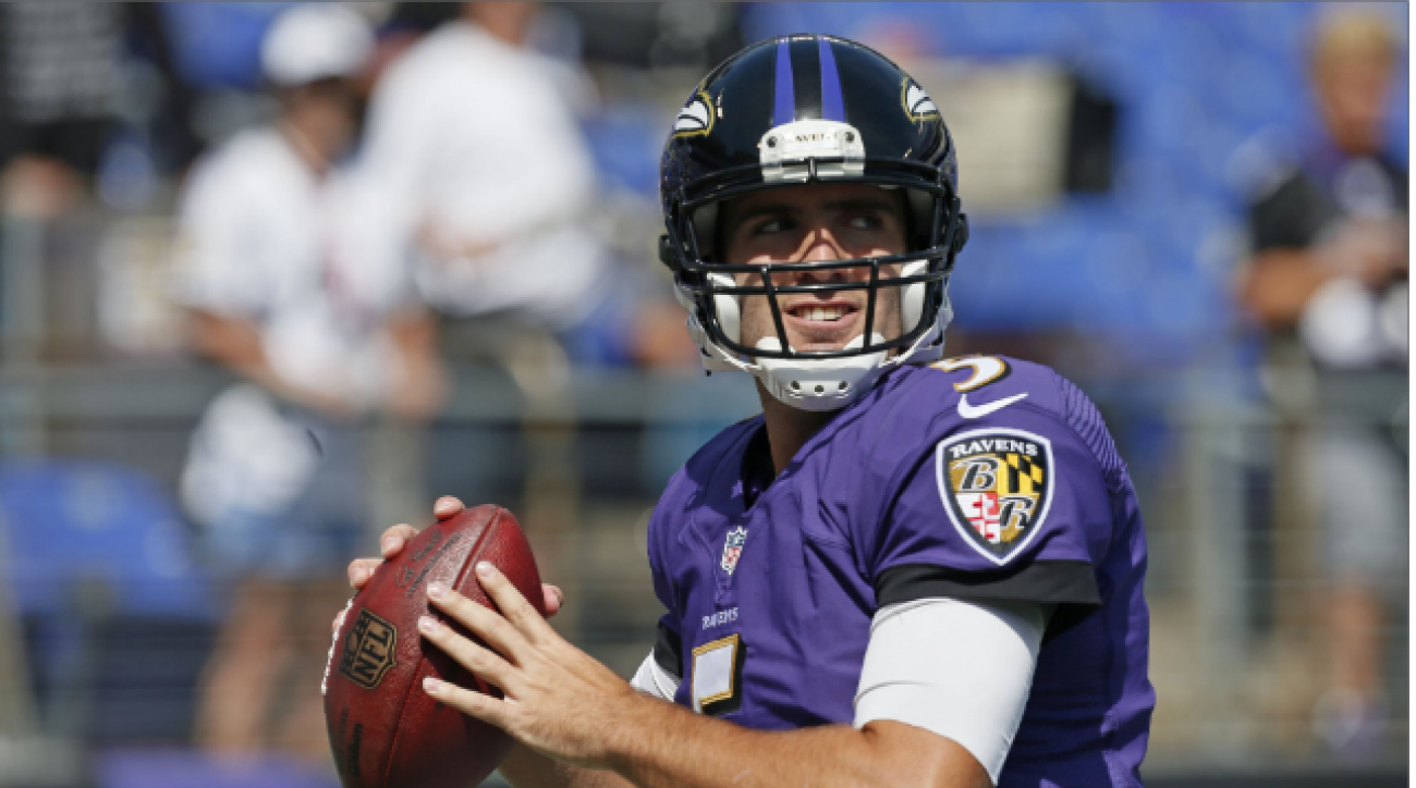 Pro Football Now: Joe Flacco on becoming a new dad