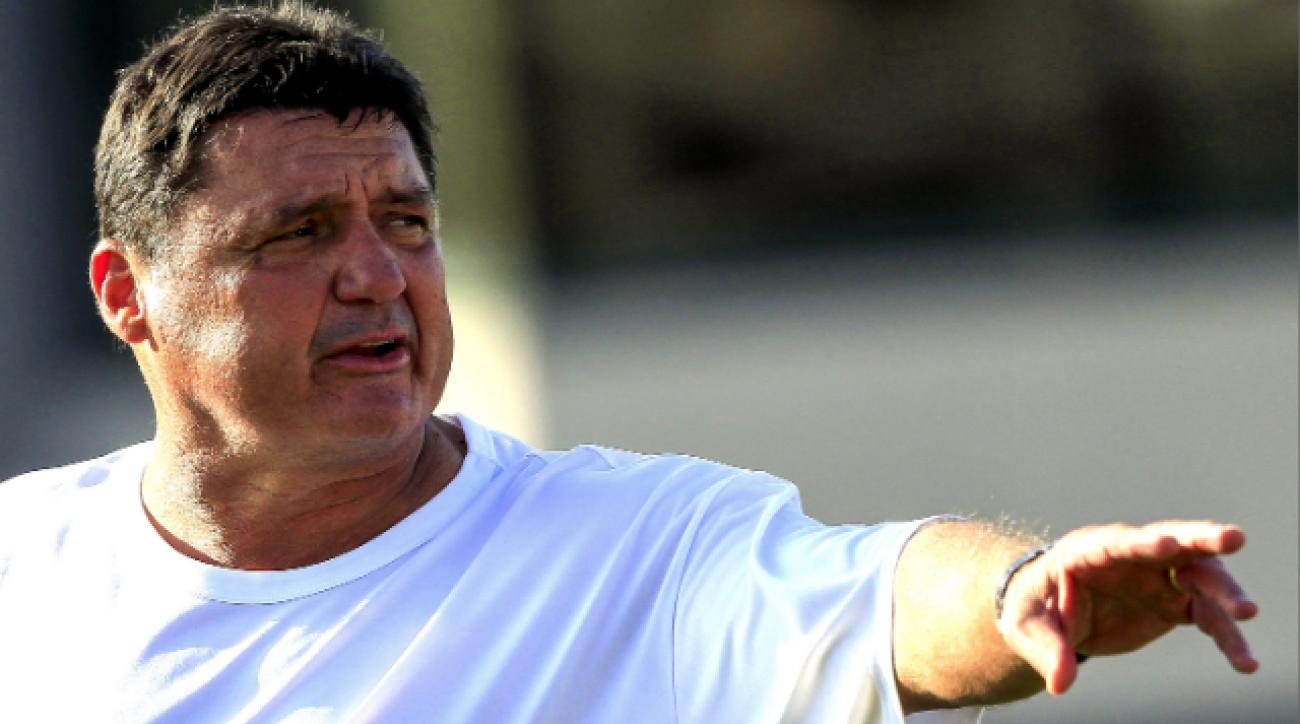 Staples: Culture shift at USC under Orgeron