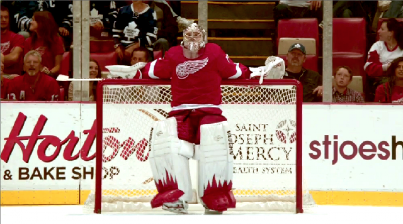 24/7 Red Wings/Maple Leafs: Goalies
