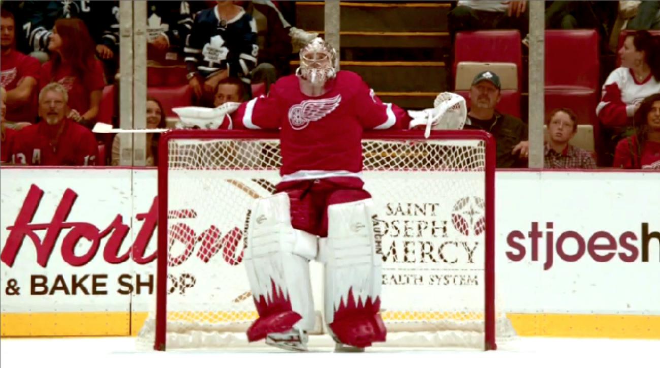 24/7 Red Wings/Maple Leafs: Goalies