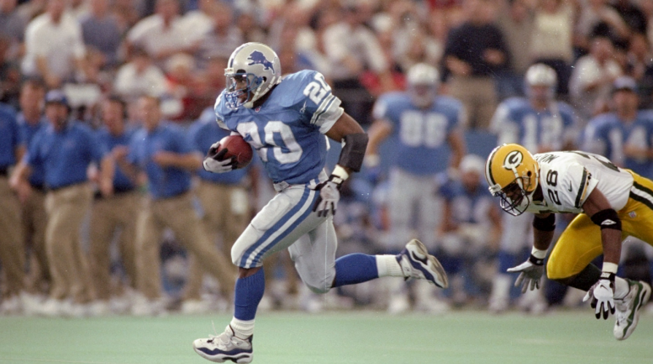 SI Now: Carl Banks on causing Barry Sanders' first fumble