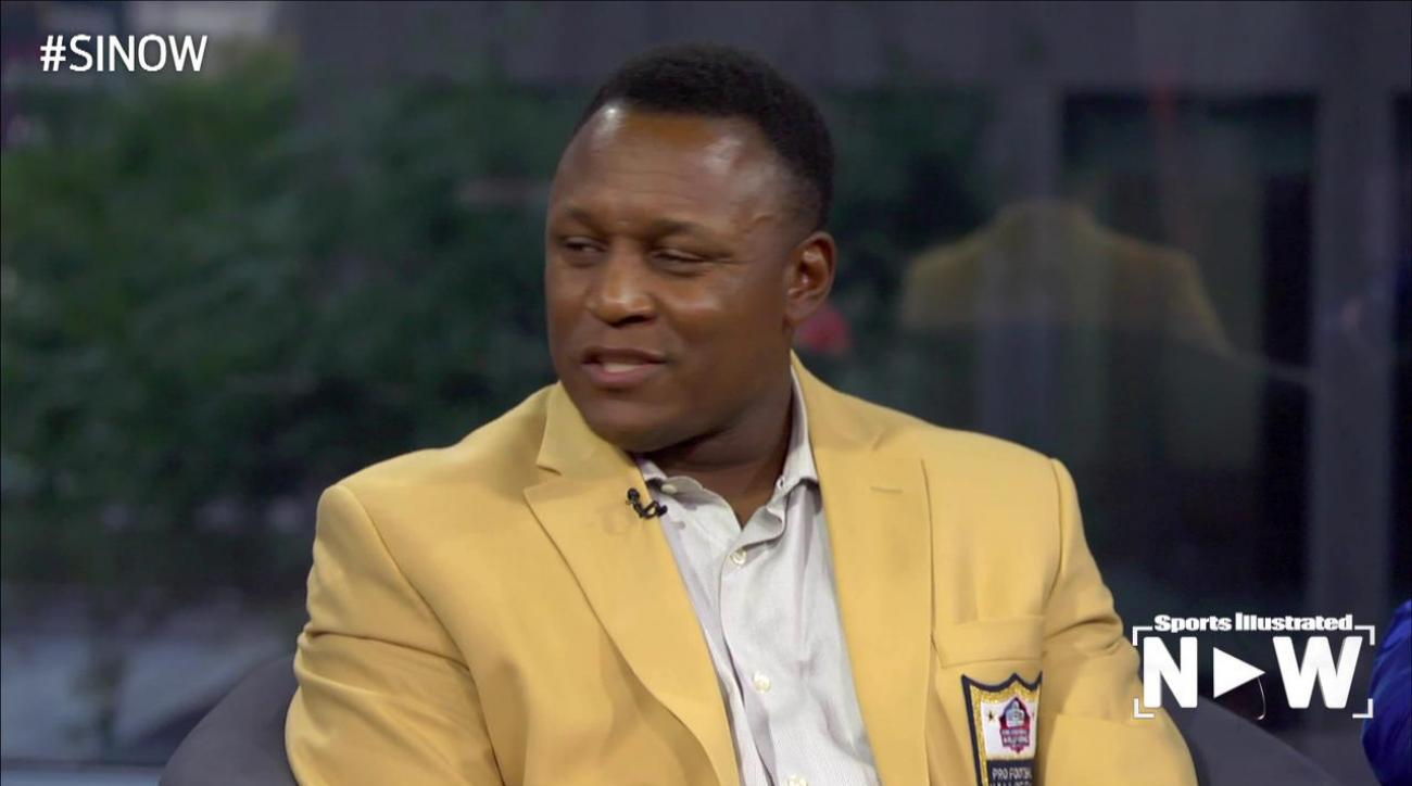 """SI Now: NFL Hall of Fame """"Gridiron Glory"""" exhibit travels to New York"""