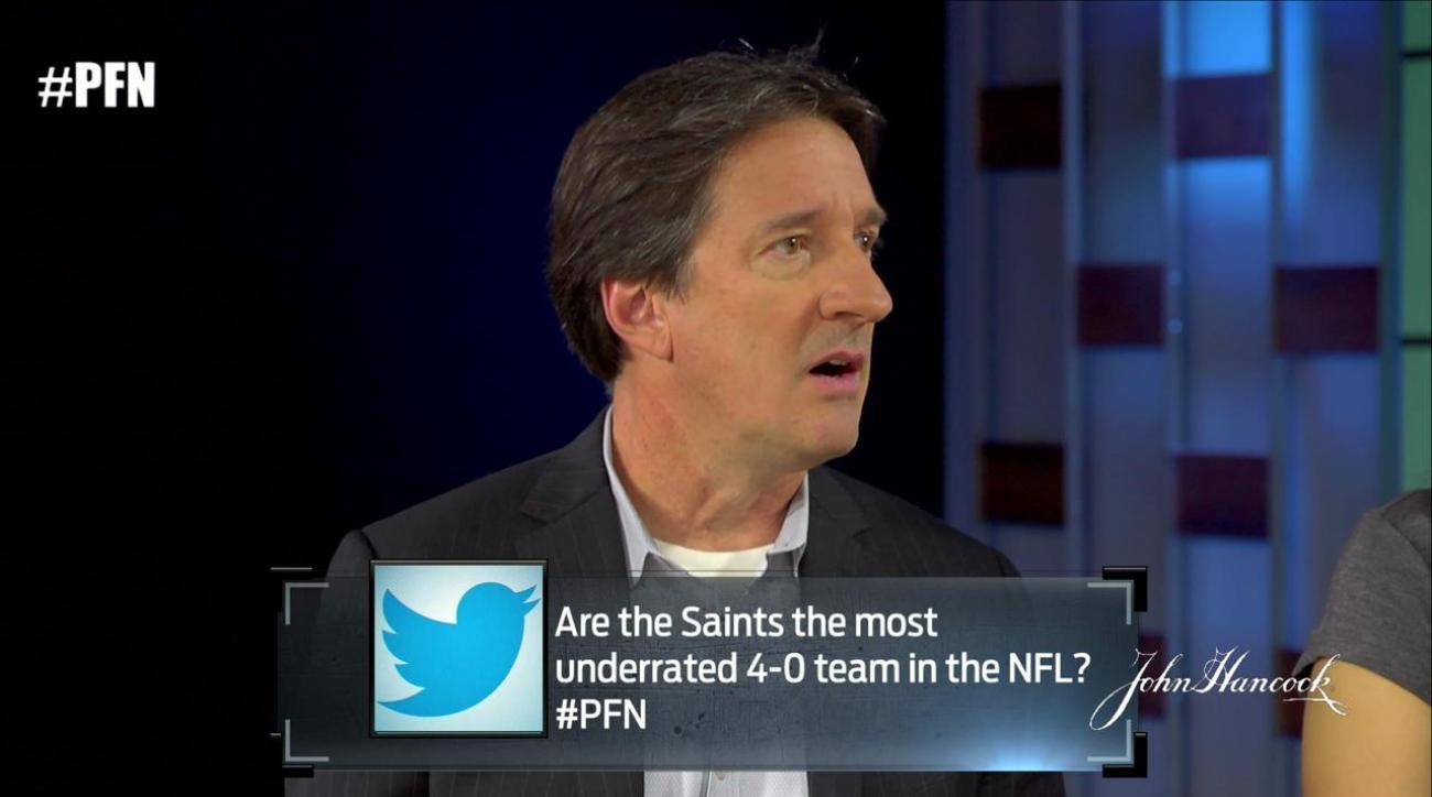 Pro Football Now: Saints vs. Bears