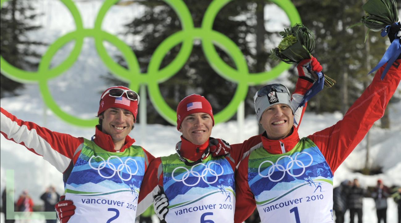 Training for Sochi: Olympic dreams