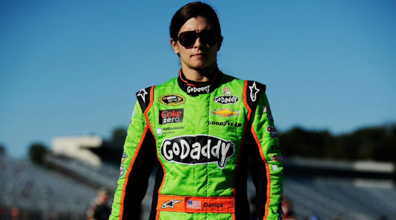 SI Now: One-on-one with race car driver Danica Patrick