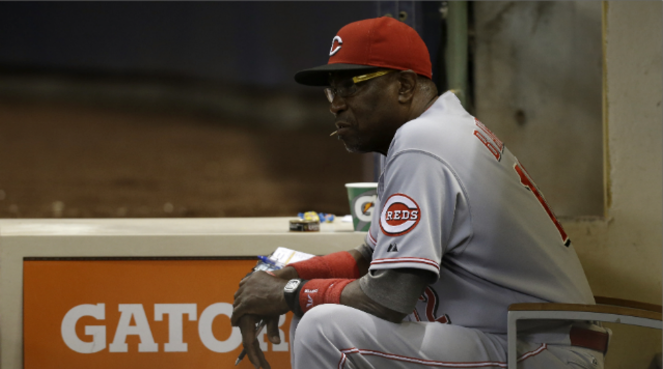 SI Now: Dusty Baker fired as manager of the Cincinnati Reds