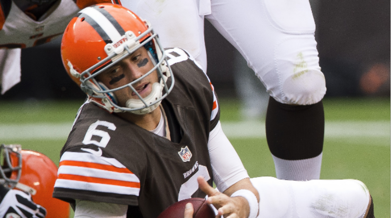 SI Now: Who will play quarterback for the Browns?