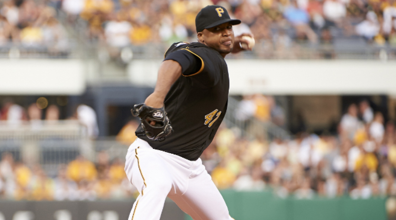SI Now: Ford power player Francisco Liriano