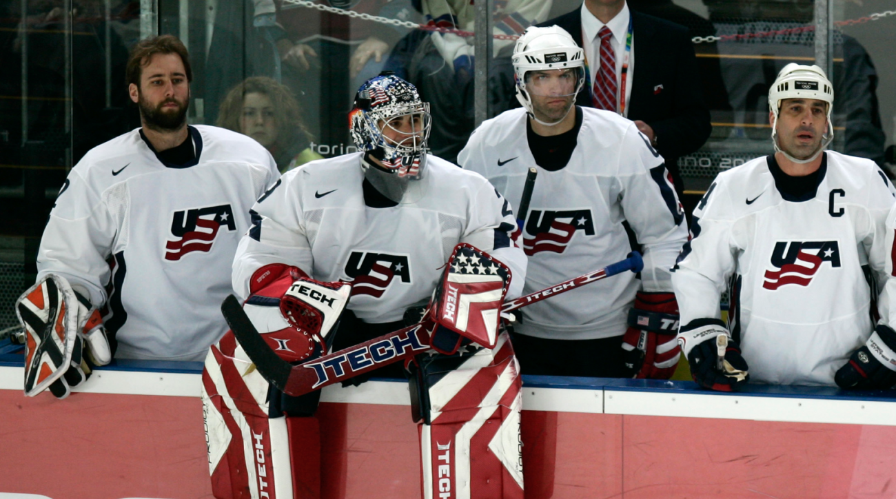 SI Now: Chris Chelios on playing Olympic hockey