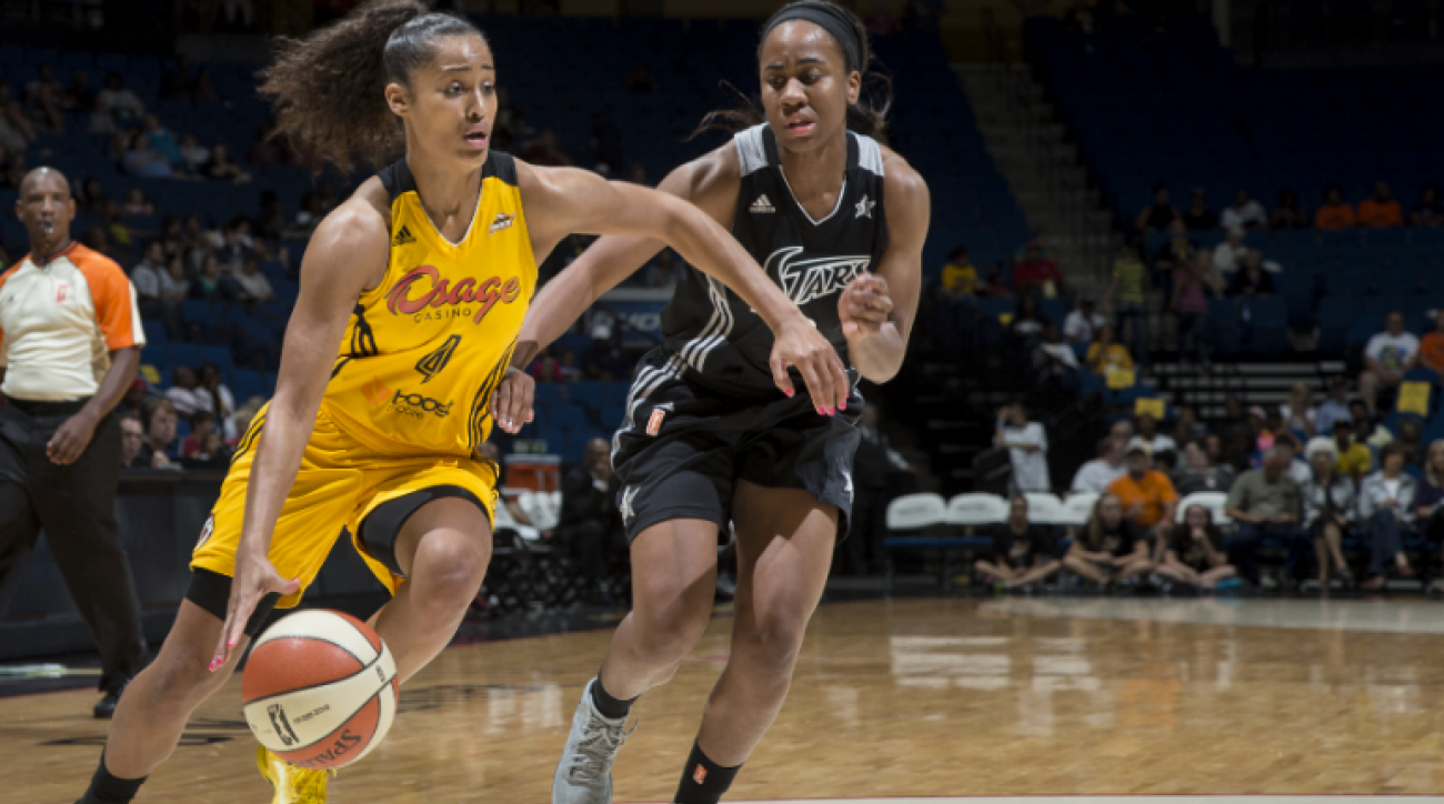 SI Now: Skylar Diggins on her first season in the WNBA