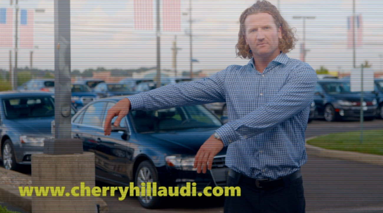 Scott Hartnell's Cherry Hill Audi commercial